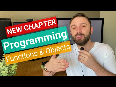 Programming: Functions And Objects In JavaScript