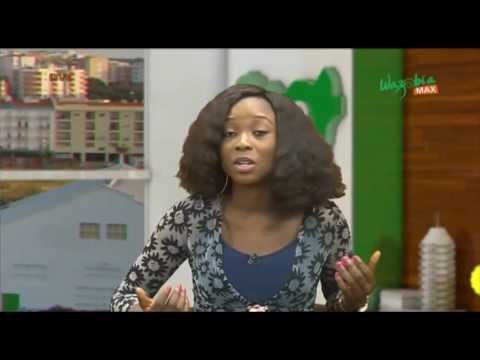 HELLO NIGERIA -  Beating Disability with  Ekene Ngige ( Fine Artist, and Animator)   Wazobia Max