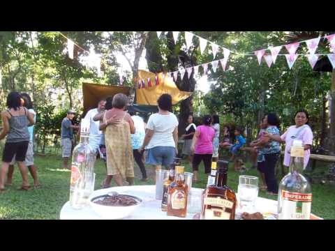 Karaoke At Mama's Farm 2016-07-17 Video 4