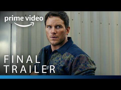 THE TOMORROW WAR   Final Trailer   Prime Video