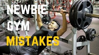 6 Things All Gym Newbies Should Avoid - WEEK 2