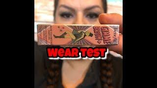 BENIFITS GIMME BROW+ Wear test