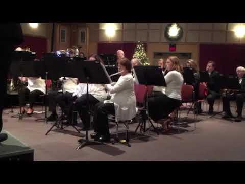 Simsbury Community Band plays The Polar Express