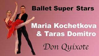 Maria Kochetkova, Taras Domitro, & Skylar Brandt in Don Quixote