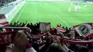 SGE - FC Bayern Ultras Bayernkurve