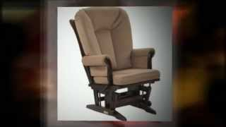 Multiposition Recliner Glider Rocker