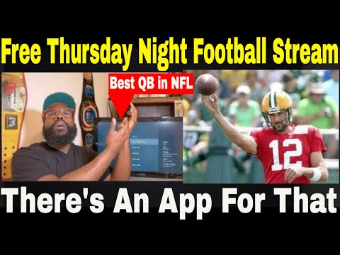 Watch Free NFL Live Stream   Thursday Night Football any device including PS4 and Xbox #FreeFootball