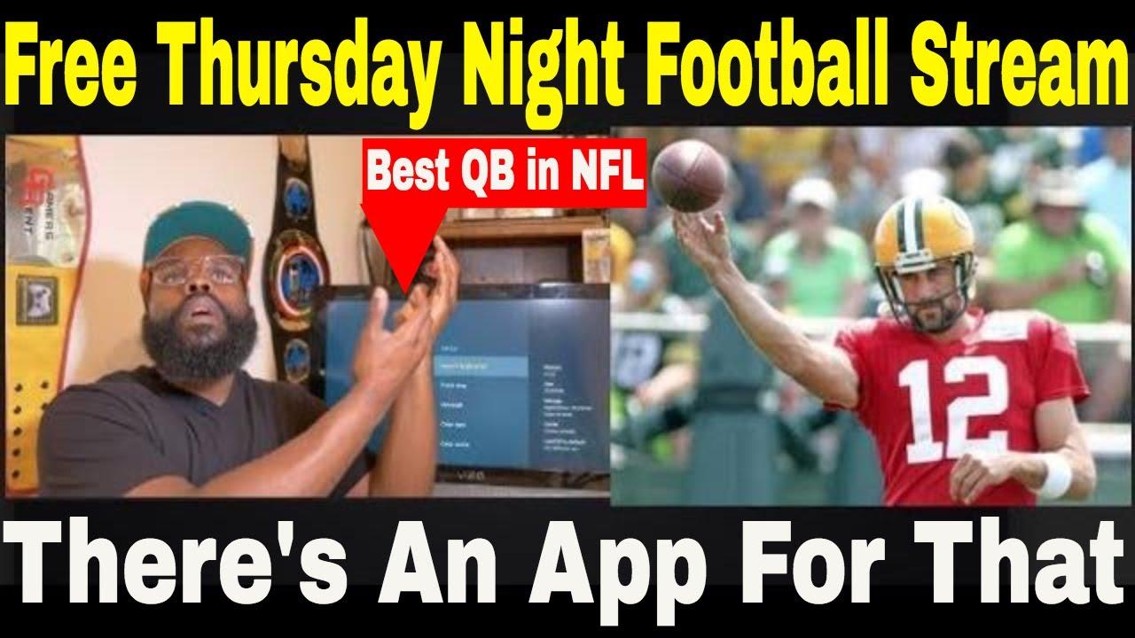 Watch Free Nfl Live Stream Thursday Night Football Any Device