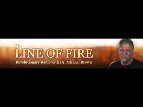 Dr. Brown talks with Alliance Defending Freedom Attorney Joe La Rue