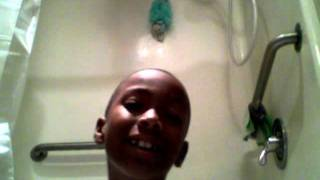 My litte brother singing Justin Bieber Baby !