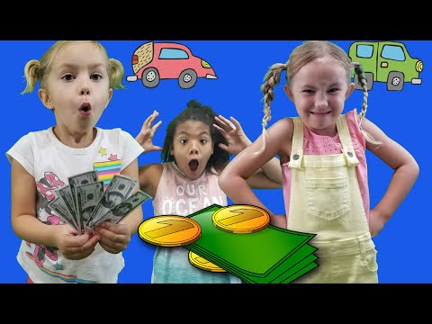 Toymaster Stole All Our Pretend Money