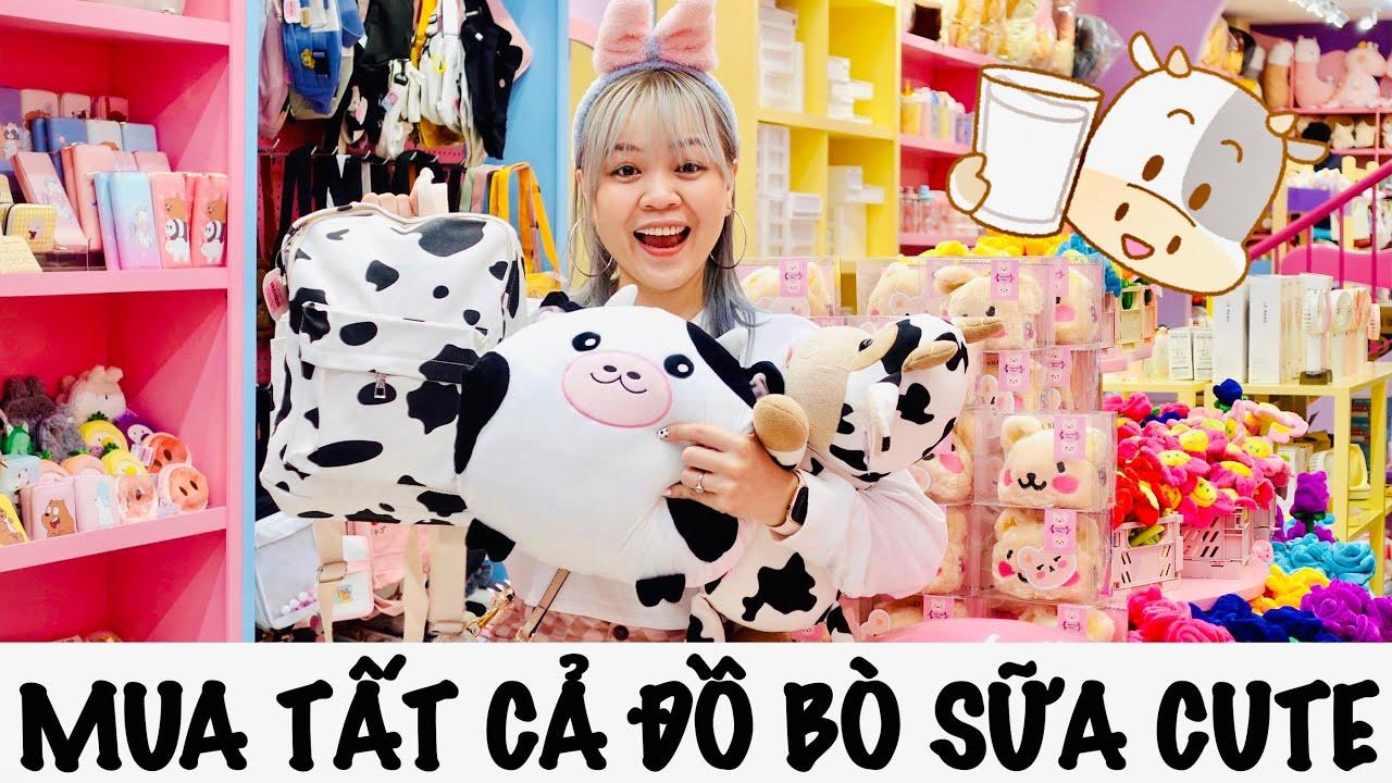 Vlog#: TỐN HƠN 1 TRIỆU ĐỒNG VÌ CUỒNG BÒ SỮA VÀ SỰ THẬT LÀ…:)) | Khái quát những tài liệu liên quan đến cửa hàng thời trang bò sữa việt nam mới cập nhật