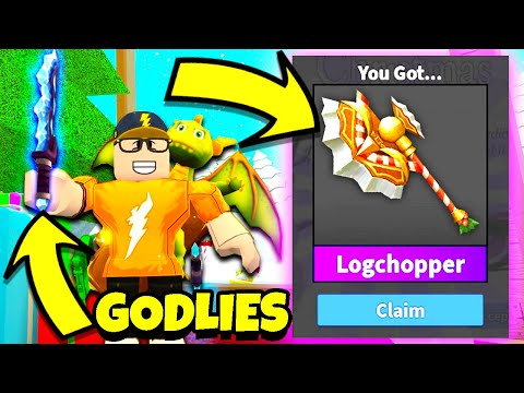 How To Get ALL NEW GODLIES In CHRISTMAS Update! (Roblox Murder Mystery 2)