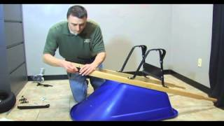 Wolverine Products-  Wheelbarrow Assembly Instructions