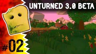 UNTURNED 3.0 PL #2 - FARMA I UPDATE 3.0.1