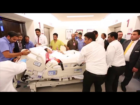 World's Heaviest Woman to receive treatment at Abu Dhabi Hospital