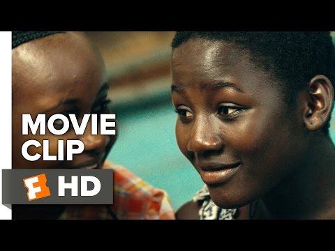 Queen of Katwe Movie CLIP - Lucky Beginner (2016) - Madina Nalwanga Movie