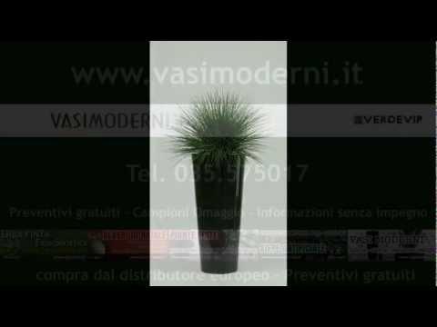 Vasi Moderni Neri: Qualche esempio!