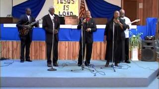 Gospel Clarinets / Ride Out Your Storm