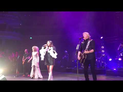 Little Big Town- Happy People- Royal Albert Hall- London- 5.10.17