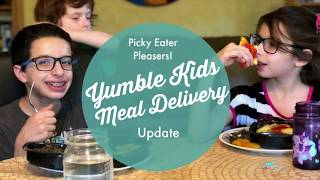Yumble Kids Meal Delivery Service 2018 Review + Discount Code