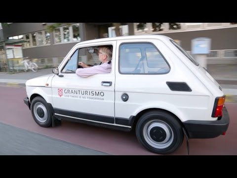 The best car in the world - the almighty Fiat 126p - YouTube