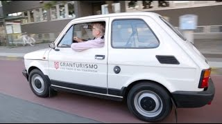 The best car in the world - the almighty Fiat 126p