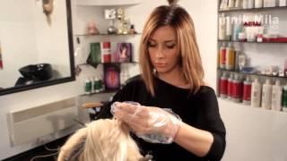 видео Осветляющий крем для волос Schwarzkopf Professional Igora Blond Cool Lift