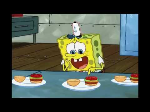 Sepongebob sing closer
