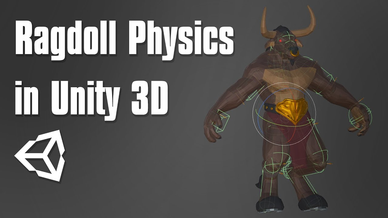 Ragdoll Physics in Unity 3D