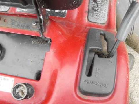hqdefault?sqp= oaymwEWCKgBEF5IWvKriqkDCQgBFQAAiEIYAQ==&rs=AOn4CLCOtUNm gR7hE5 DVzEInQJTojreQ craftsman riding lawn mower clutch interlock switch 532176138  at nearapp.co