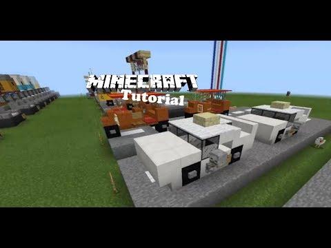 Minecraft Tutorial Taxi Simple