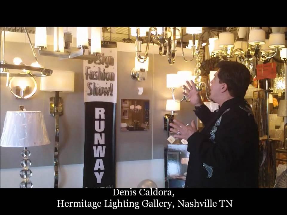 Denis Caldora At Hermitage Lighting