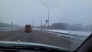 Движение по новому мосту через Ахтубу запустили