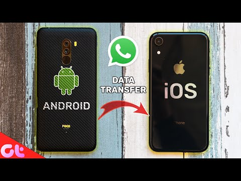 3 Best Ways to Transfer WhatsApp Messages from Android to iPhone - Step by Step Instructions.