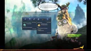 Blade and Soul : Craft 5 Unsealing Charm - TÌM NGUYÊN LIỆU
