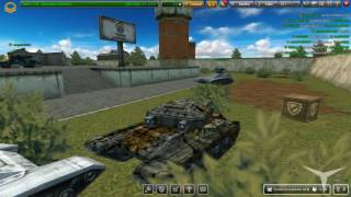 09.Reventado por un team (Tanki Online) // Gameplay Español