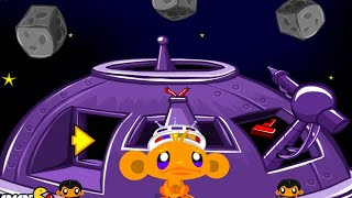 Monkey Go Happy Sci Fi 2 Walkthrough