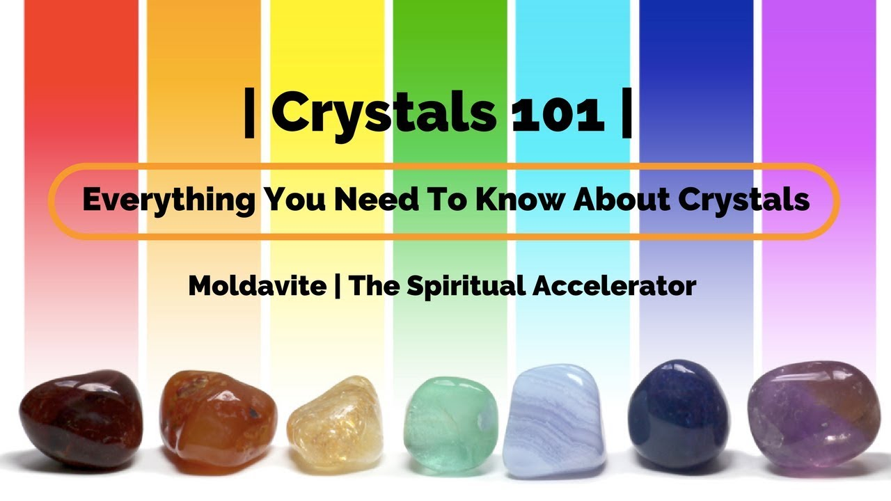 Most Powerful Crystals Moldavite