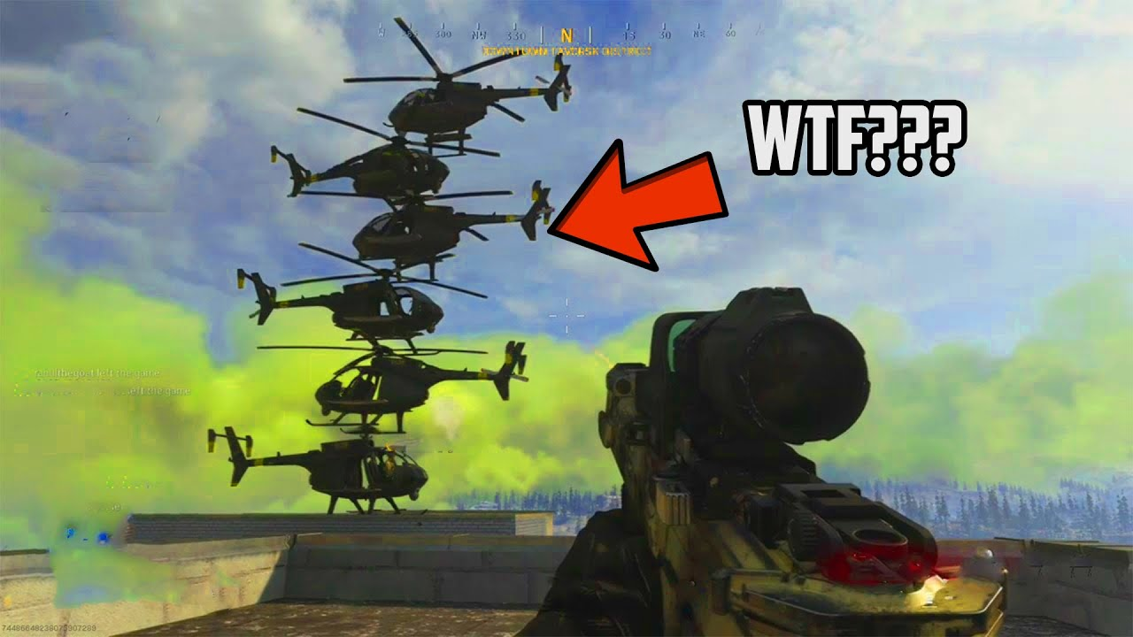 Call of Duty: Warzone WTF & Funny Moments #5