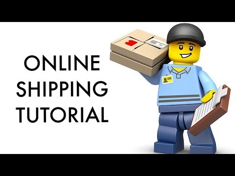 Online Shipping Tutorial - Shipping Made Easy (and Cheaper!!)