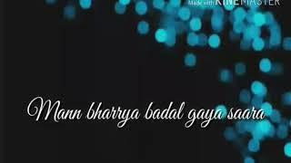 Ve metho tera man bharya..💔💔