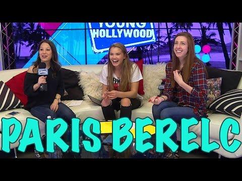 Young Hollywood Live: Paris Berelc