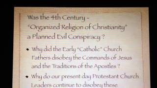 Hidden Bible Taboos Forbidden By Organized Christianity