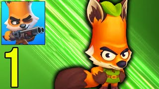 ZOOBA: Free-for-all Zoo Combat Battle Royale Games - Gameplay Walkthrough Part 1 (Android, iOS) screenshot 5