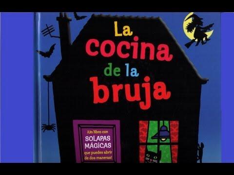 La cocina de la bruja - Cuentos infantiles de YouTube · Duración:  6 minutos 39 segundos  · Más de 1.127.000 vistas · cargado el 06.04.2013 · cargado por Cuentacuentos Beatriz Montero