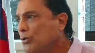 Osvaldo Rios en conferencia  19/7/2018
