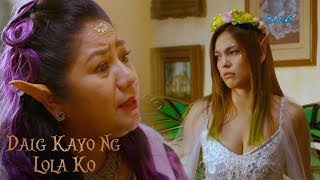 Daig Kayo Ng Lola Ko: Katy Fairy does not believe in superstitions