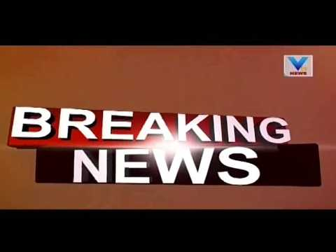 Car caught fire Near at Petrol Pump In Godhra