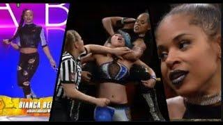 Bianca Belair vs Mia Yim : NXT 11/14/2018 (full match)